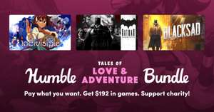 Tales of Monkey Island Complete Pack für 1€ im Humble Tales of Love & Adventure Bundle (Steam)