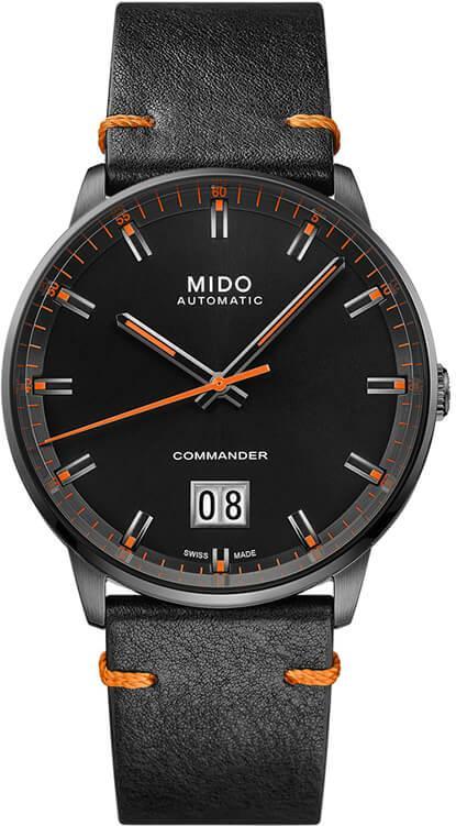 Automatik Uhr Mido Commander M0216263605101