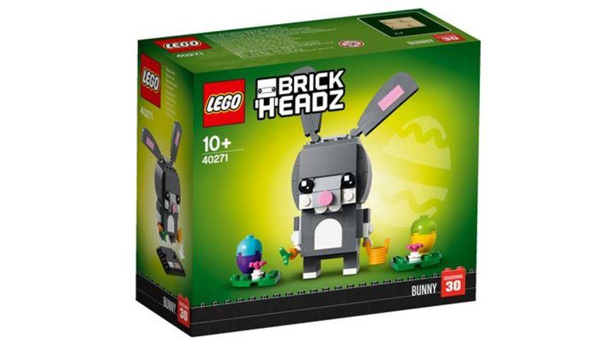 (Müller Filialabholung) Lego Brickheadz Osterhase 40271 (UVP - 50%)