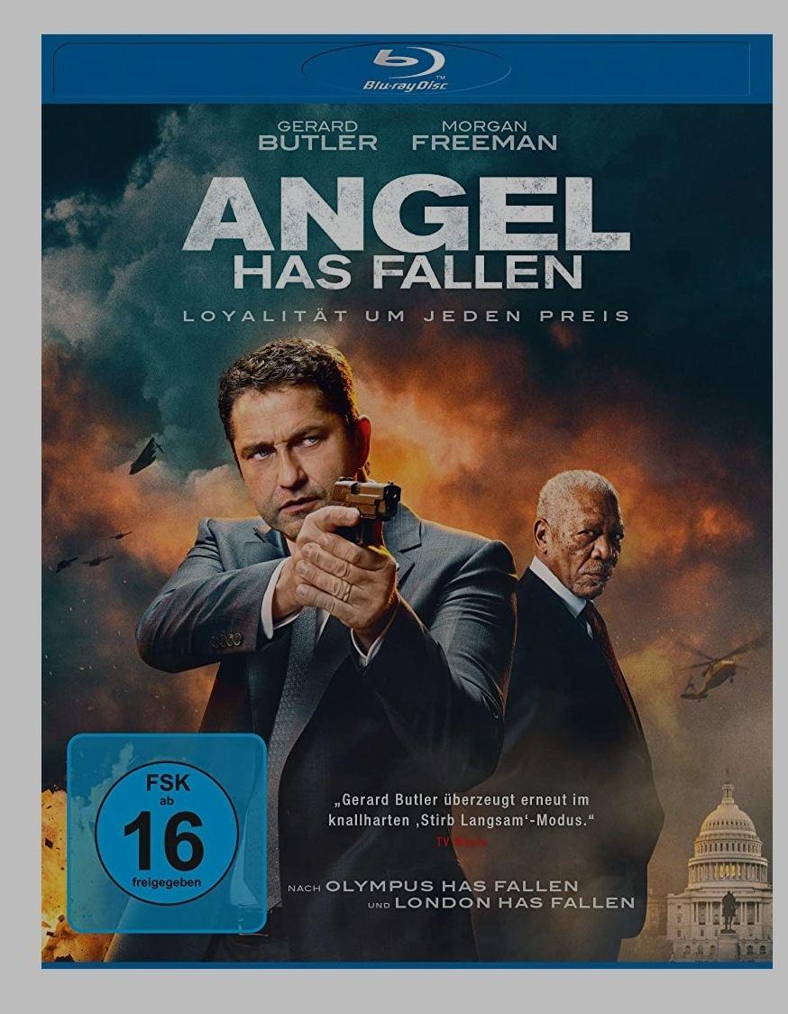 Angel Has Fallen -Blu Ray-
