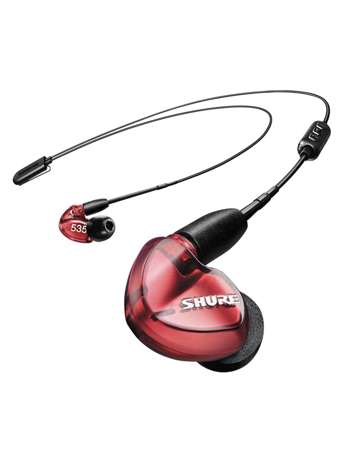 Shure SE535LTD+BT2-EFS - Sound Isolating Inear Kopfhörer | Bluetooth 5.0 & aptX