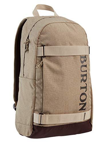 [Amazon Prime] Burton Unisex – Erwachsene Emphasis 2.0 Daypack, Kelp Heather, Beige, 26L