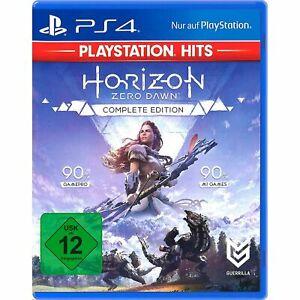 Horizon Zero Dawn Complete Edition PS4 DISC-Version für 9,99€ inkl. Versandkosten