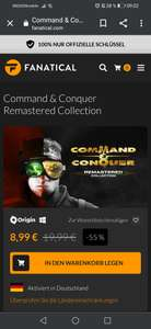 Command & Conquer Remastered Collection | ORIGIN
