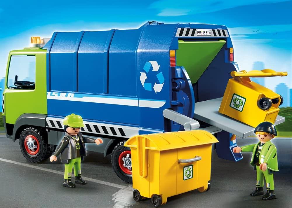 Playmobil City Action, Neuer Recycling-Truck, Müllabfuhr, (Abholung 54,90€/Esslingen)