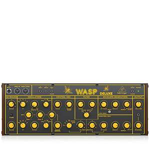 [BAX-Shop/Amazon MP] Behringer WASP DELUXE Synth