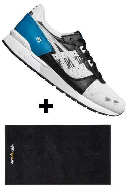 ASICS Tiger Sneaker GEL-Lyte (Größe 36 - 44.5) + Handtuch (90 x 50 cm) [SportSpar]