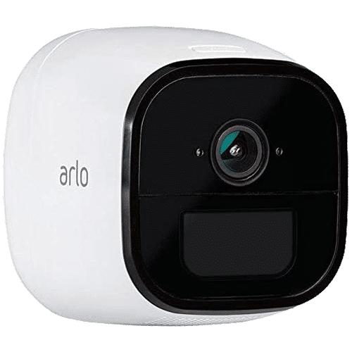 Netgear Arlo Go weiß ( Mobile LTE HD-Sicherheitskamera, Innen + Außen, Micro-SD, 720p HD, IP65 )