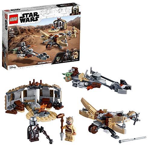 (Amazon Prime) Lego Star Wars 75299 The Mandalorian - Ärger auf Tatooine (UVP - 28%)