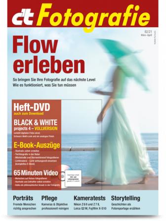 """[Heise] c't Digitale Fotografie Abo (2 Ausgaben) + c't Foto Sonderheft"""" Fotoideen"""" + 10 € Amazon-Gutschein für 14,30 €"""