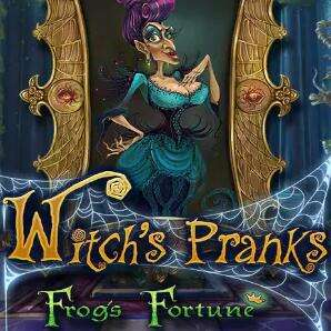 Witch's Pranks: Frog's Fortune Collector's Edition (PC) kostenlos bei Indiegala