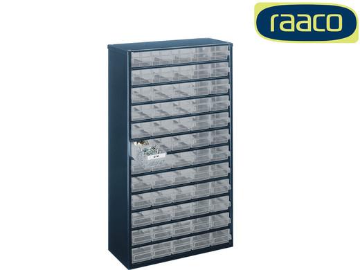 raaco Schubladenmagazin 1260-00 mit 60 Schubladen