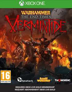 (Xbox One) Warhammer: The End Times - Vermintide (PEGI) Real.de