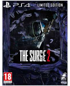 (PS4) The Surge 2 Limited Edition (PEGI) Real.de