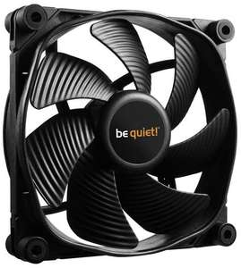 be Quiet! Gehäuselüfter Silent Wings 3 Highspeed *Liefertermin 11.03.* (3-Pin, 120x120x25) [Amazon-Prime]