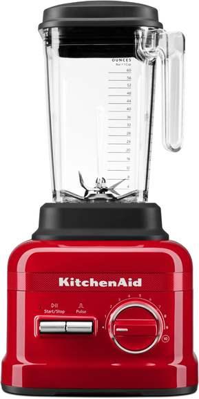 KitchenAid 5KSB6060HESD Standmixer High Performance (1800W, 9 Stufen, 2,6L, Rot) [eBay]