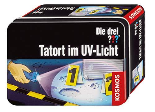 Kosmos 631925 - Die drei ??? Tatort im UV-Licht (Prime, Saturn &MM Abholung)