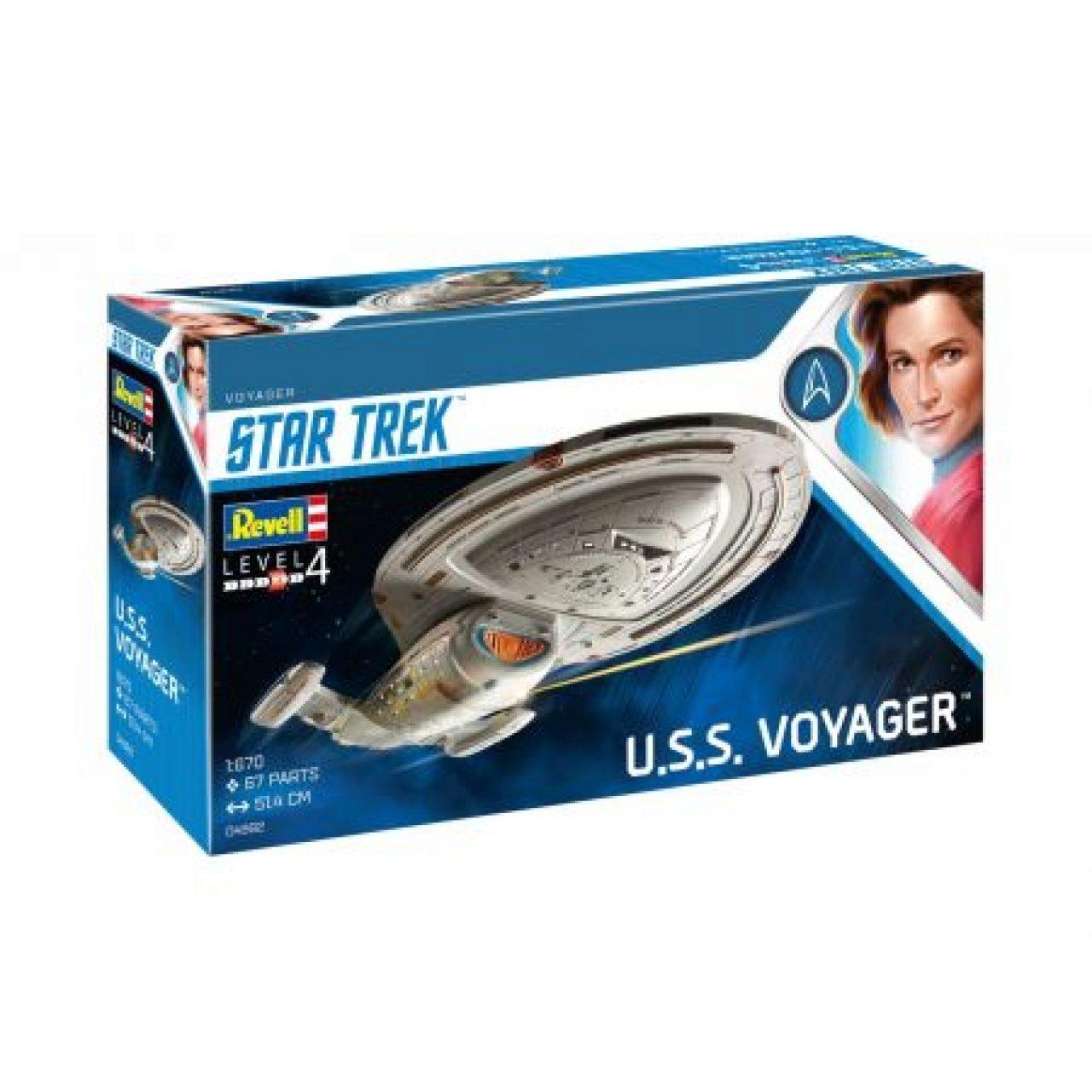 Revell U.S.S. Voyager (04992) Flugmodell Bausatz für 13,80€ + Versand