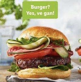 Lidl: Next Level Vegan Burger 2 Patties (227g) für 1,99€ / Next Level veganes Hack (275g) für 2,29€