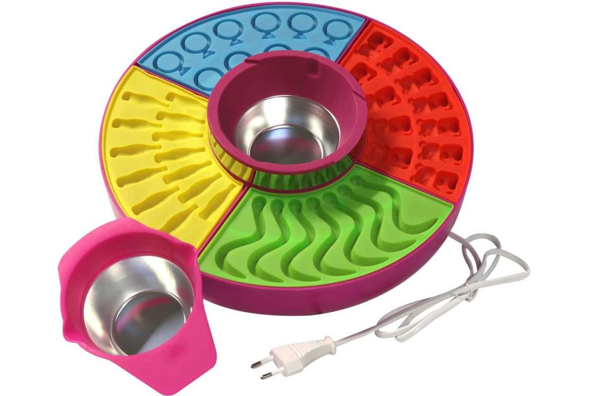ARTLANDS ONLINESHOP Sale / (oder bei shop.posten-boerse.de zum gleichen Preis auch Sale) :Gummibärchenmaschine mit versch. Ausprägungen