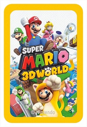 My Nintendo Wechselbildmagneten-Set - Super Mario 3D World + Bowser's Fury für 350 Platinpunkte + Versand 3,99 €