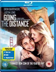 Blu-Ray - Verrückt nach Dir (Going the Distance) (2 Discs) für €5,80 [@Zavvi.com]