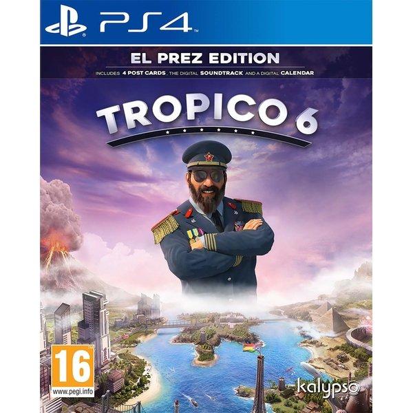 [ Coolshop ] PS4 - Tropico 6 (El Prez Edition)