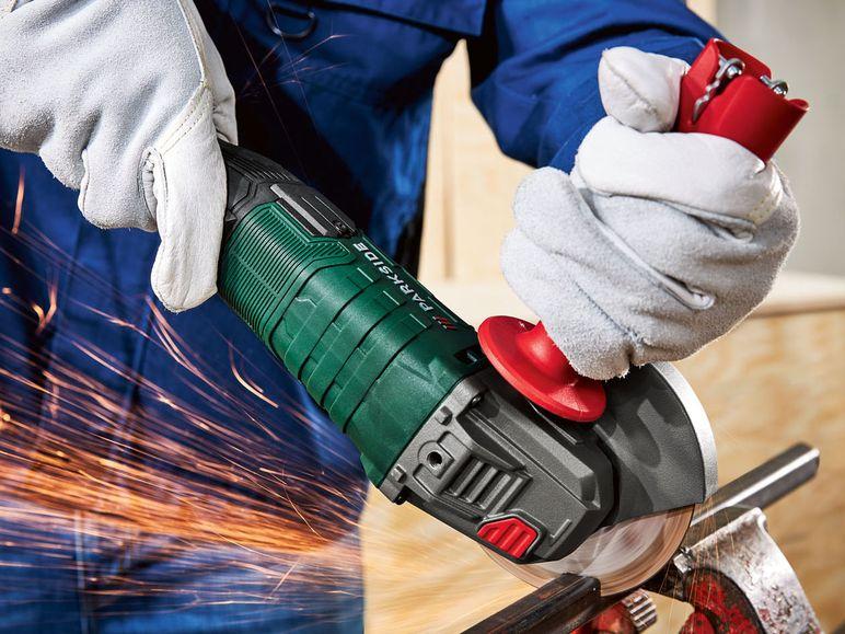 Lidl Werkzeug: Winkelschleifer mit 3-Positionen-Handgriff für 22,99€ / Akkuschrauber + 4 Aufsätze für 24,99€ / diverse Messgeräte usw.