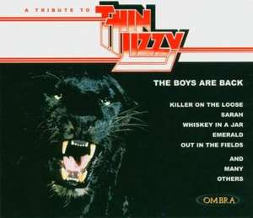 Tribute CDs für nur 2€ pro Stück - zB A Tribute to Thin Lizzy für 5,90€ inkl. VSK