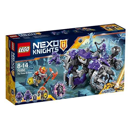 LEGO Nexo Knights 70350 - Triple-Rocker