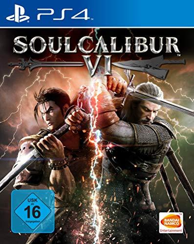 Soul Calibur VI (PS4) Amazon