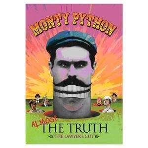 (UK) Monty Python - Almost The Truth - The Lawyer's Cut [3 DVDs] für 3.49€ @ play