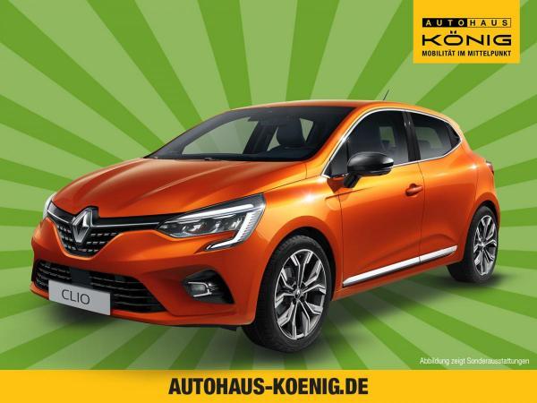 [Gewerbeleasing] Renault Clio 5 Experience SCe 75 67PS (Einmalig: 399€), 12Monate, (39€/mntl, Eff: 72€) LF:0,26   TESTLEASING