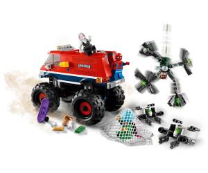 LEGO 76174 Marvel Super Heroes Spider-Mans Monstertruck vs. Mysterio Set
