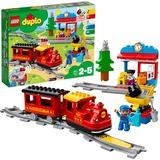 LEGO Duplo - Dampfeisenbahn 10874 [Alternate]