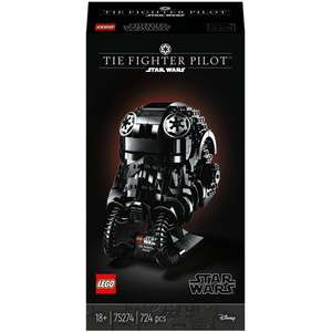 LEGO® Star Wars - 75274 TIE Fighter Pilot™ Helm