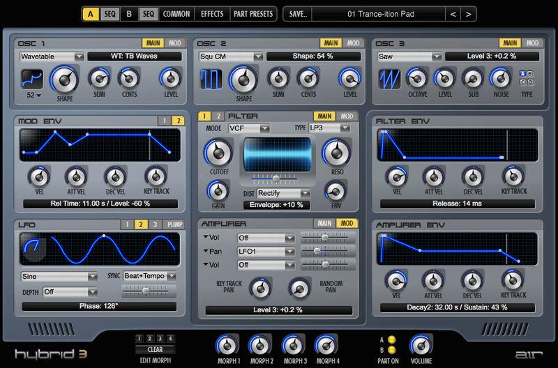 [VST] AIR Music Technology Hybrid 2020