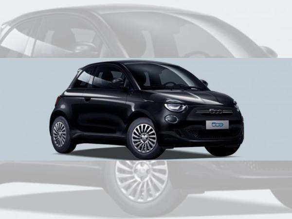 Privatleasing: Fiat 500 / 24kWh (95PS) - konfigurierbar - für 96€ (eff 128€) monatlich - LF: 0,4