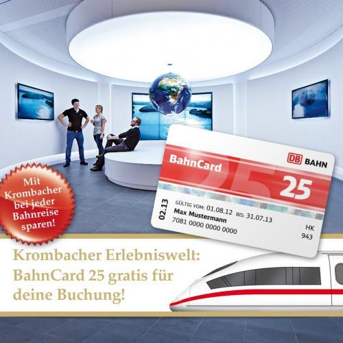 [Kreuztal] Krombacher besuchen + Bahncard25 gewinnen