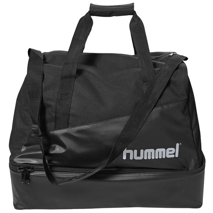 hummel Authentic Charge Sporttasche / 3 Farben: schwarz, rot, blau / 2 Größen: 32 x 41 x 26 cm oder 40 x 53 x 31 cm
