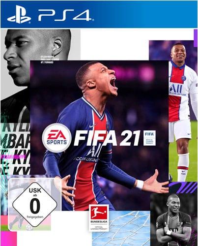 FIFA 21 Standard Edition PS4 & PS5 (PS-Plus Mitglieder)