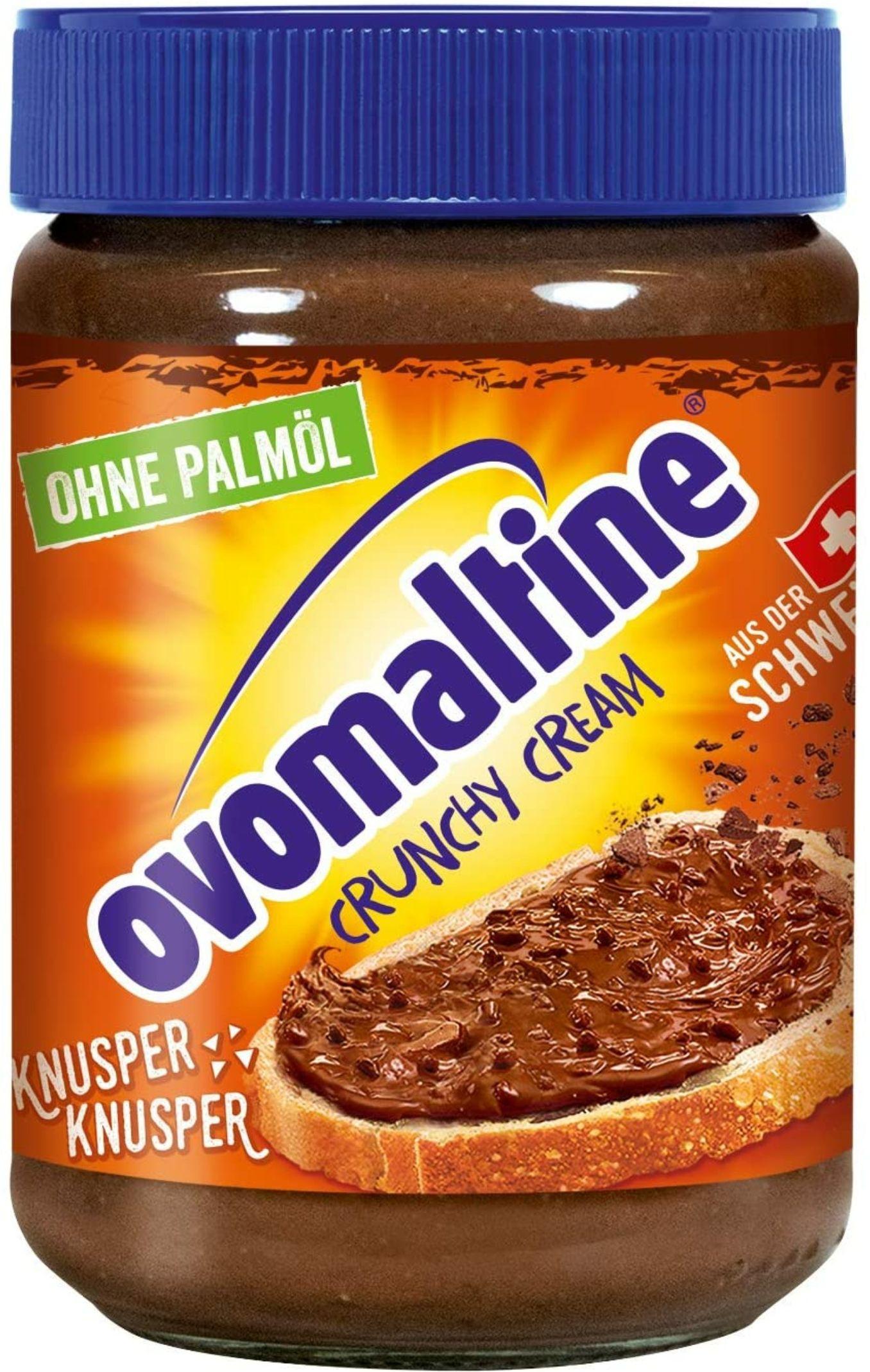 Ovomaltine Chrunchy Cream (ohne Palmöl) [Kaufland]