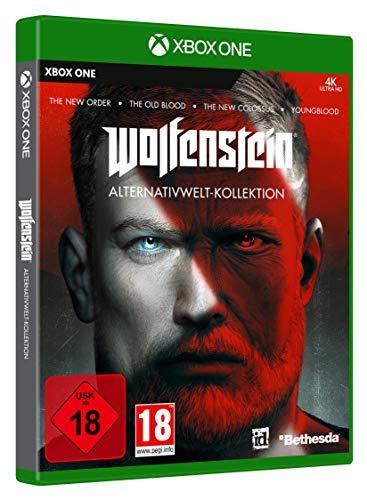 [Zensiert] Wolfenstein: Alternativwelt-Kollektion [Xbox One]