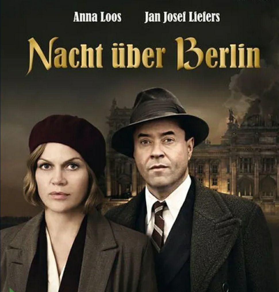 """[ARD Mediathek] """"Nacht über Berlin"""" mit Jan Josef Liefers und Anna Loos kostenlos streamen"""