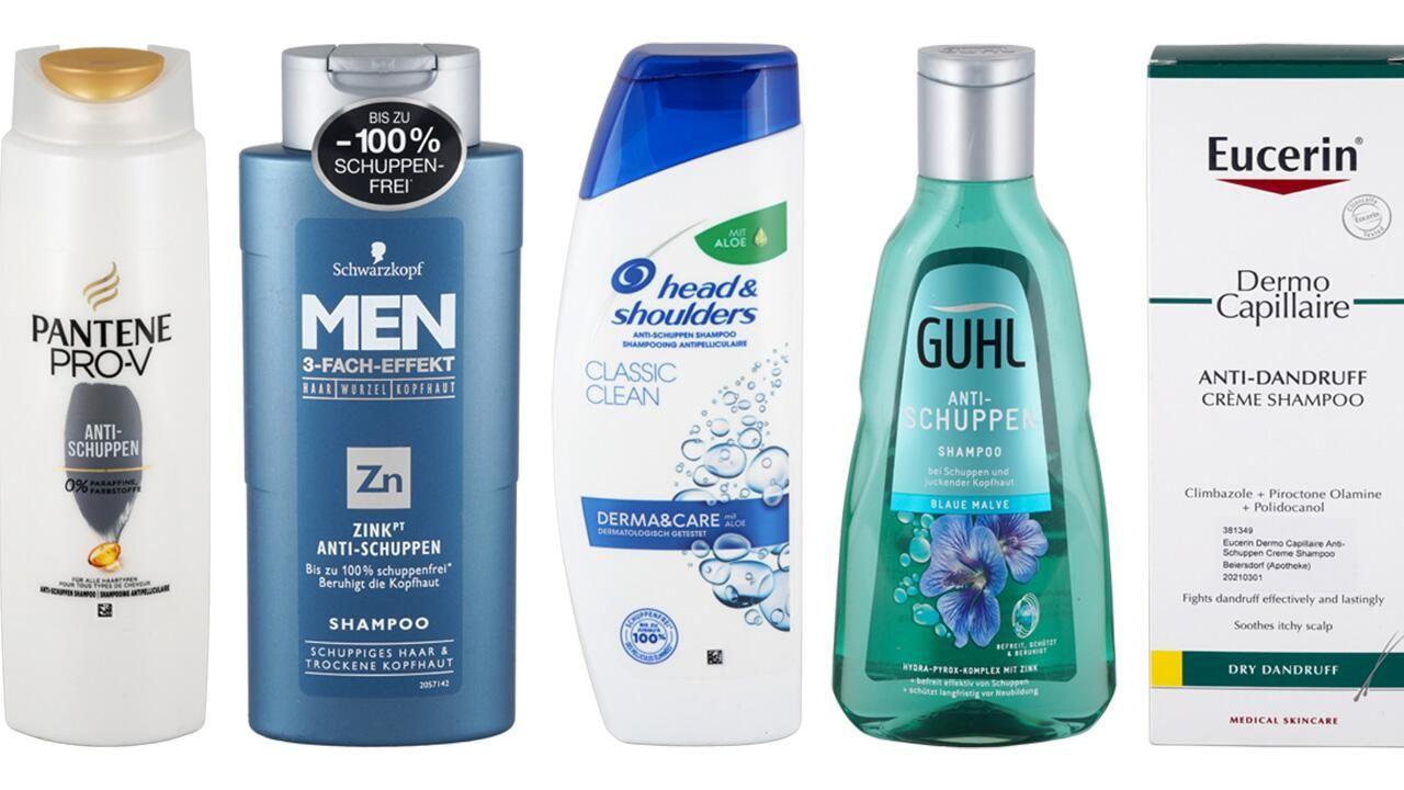 Freebie: Ökotest kostenlose Ergebnisse für Anti-Schuppen-Shampoos