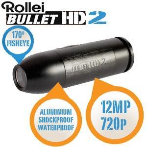 Rollei Bullet HD 2  Unterwasser-Action-Camcorder für 99,95€ + 5,95€ Vsk @ IBood