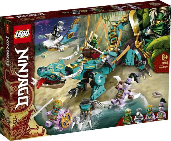 (Thalia) Lego Ninjago 71746 Dschungeldrache - neues Set zum bisherigen Bestpreis (36% Rabatt)