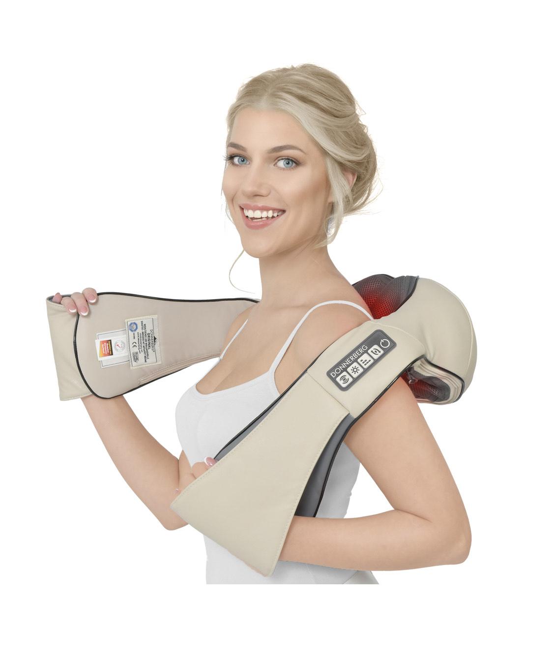 (Real online) Donnerberg (Nacken-)Massagegerät Premium, Klopfy, Basic