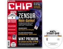 CHIP mit DVD - Probeheft gratis