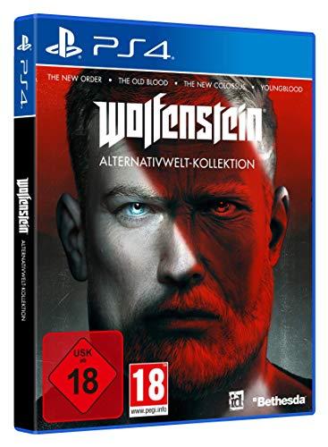 [Zensiert] Wolfenstein: Alternativwelt-Kollektion [PlayStation 4]